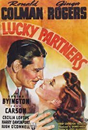 Lucky Partners(1940) Poster - Movie Forum, Cast, Reviews