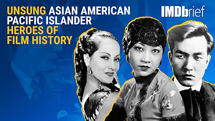 In honor of Asian/Pacific American Heritage Month, we're celebrating a trio of actors who fearlessly blazed trails in Old Hollywood.