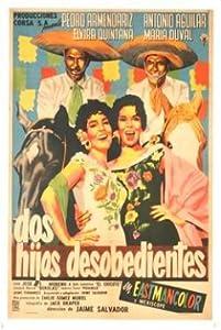 MP4 hd movie downloads Dos hijos desobedientes [DVDRip]