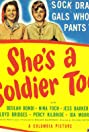 She's a Soldier Too (1944) Poster