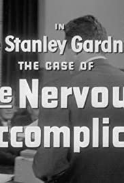The Case of the Nervous Accomplice Poster