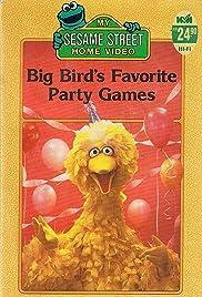 Big Bird's Favorite Party Games Poster