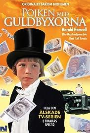 Pojken med guldbyxorna Poster