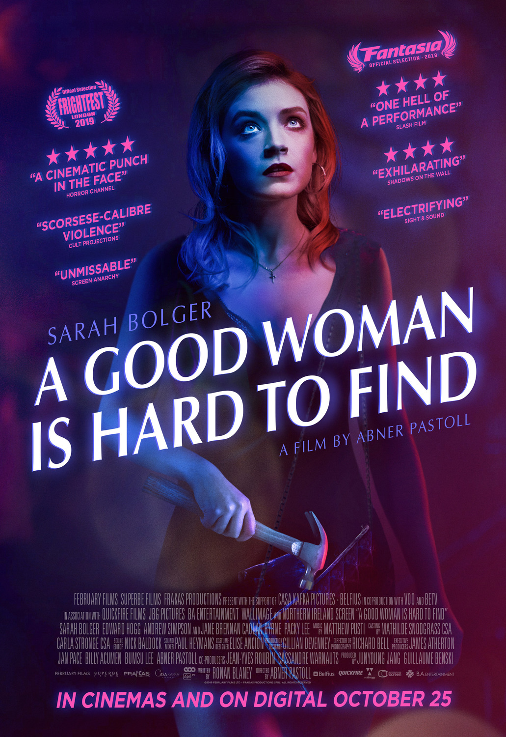 Rasti gerą moterį sunku (2019) / A Good Woman Is Hard to Find