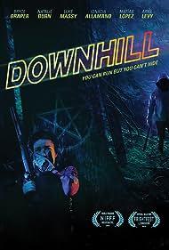 Natalie Burn in Downhill (2016)