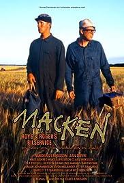 Macken - Roy's & Roger's Bilservice Poster