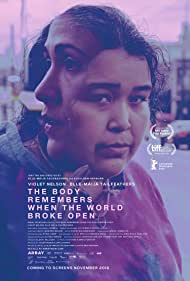Kathleen Hepburn, Elle-Máijá Tailfeathers, and Violet Nelson in The Body Remembers When the World Broke Open (2019)