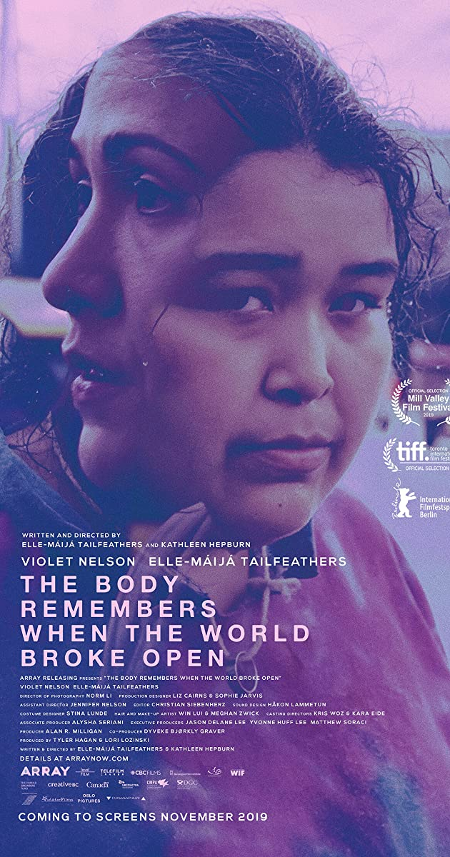 Subtitle of The Body Remembers When the World Broke Open