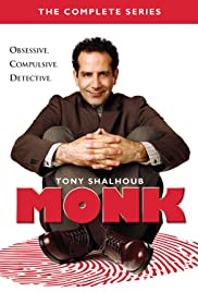 Monk Poster - TV Show Forum, Cast, Reviews