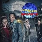 Jack Brett Anderson, Louis Payne, Leona Vaughan, and Rukku Nahar in Wolfblood Secrets (2016)
