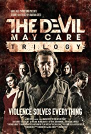 The Devil May Care Trilogy Part 1: Blood Poster
