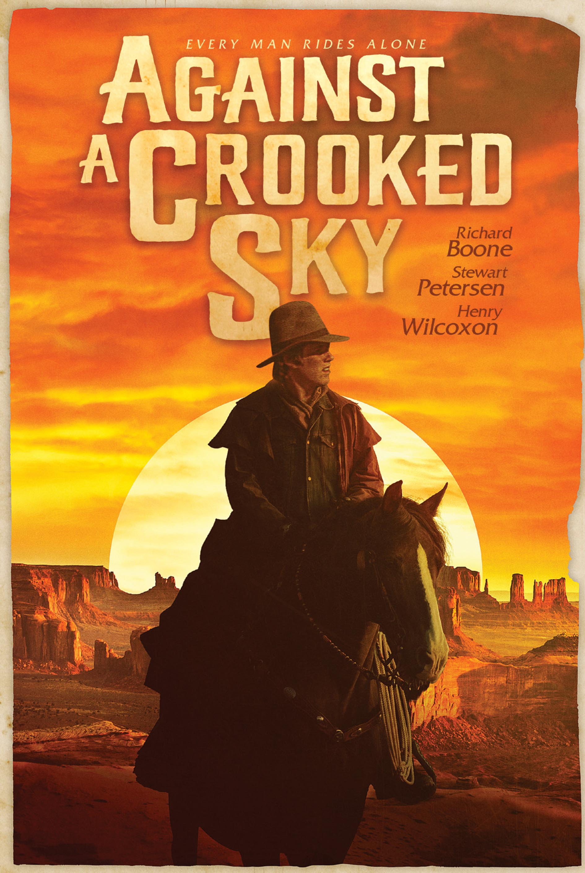 Against a Crooked Sky (1975) - IMDb