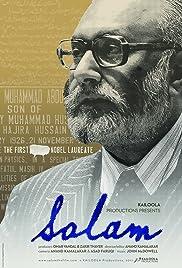 Salam - The First ****** Nobel Laureate Poster