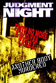 Faith No More & Boo-Yaa T.R.I.B.E.: Another Body Murdered Poster