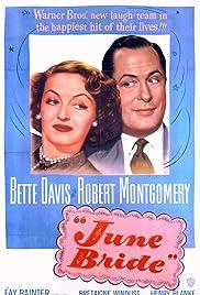 June Bride(1948) Poster - Movie Forum, Cast, Reviews