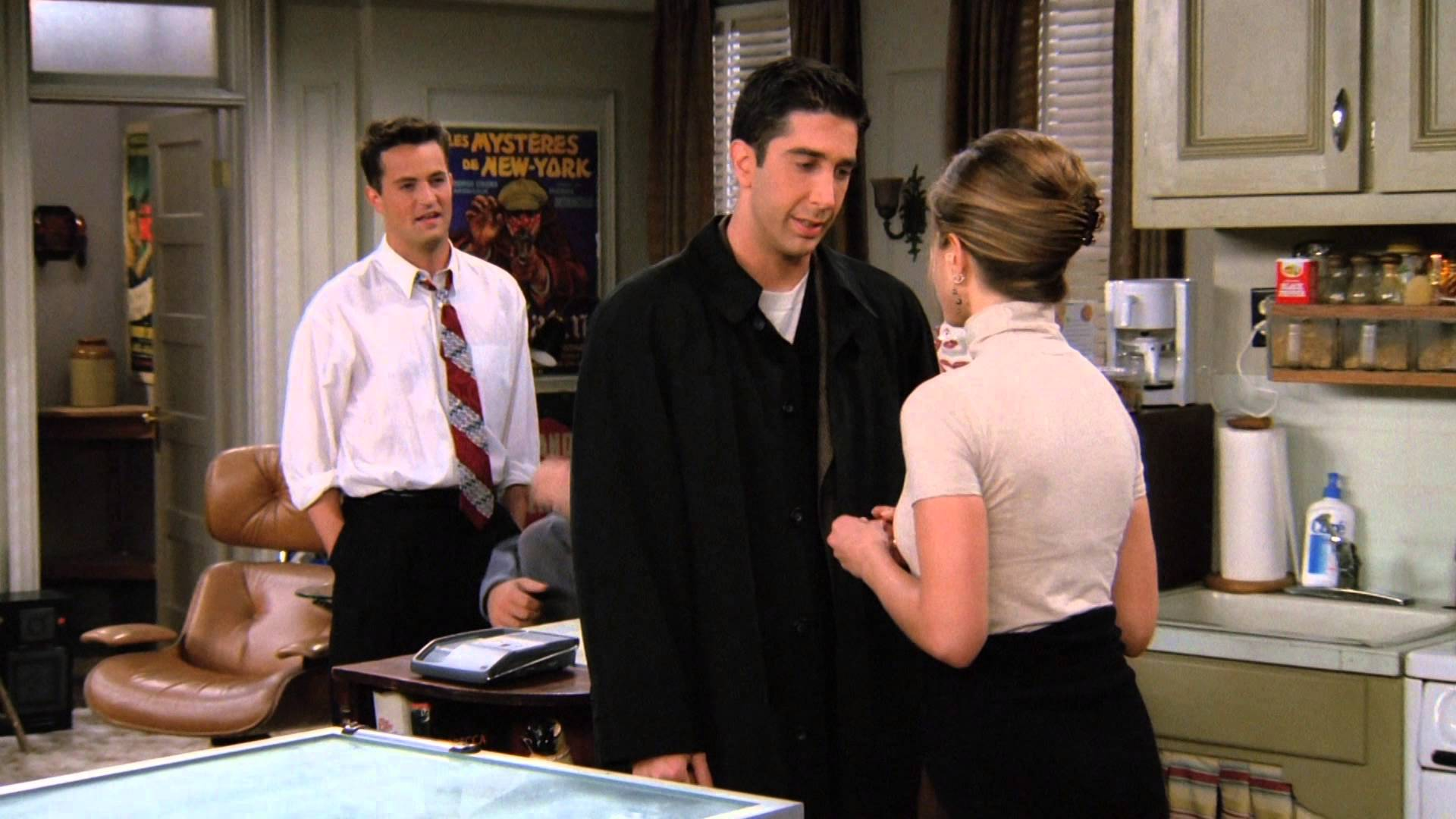 The One with the List (1995)