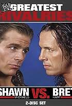 Shawn Michaels vs. Bret Hart