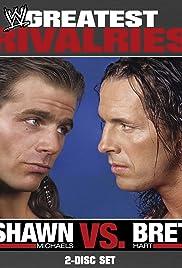 Shawn Michaels vs. Bret Hart Poster