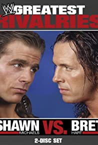 Primary photo for Shawn Michaels vs. Bret Hart