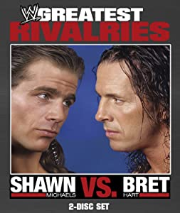 Shawn Michaels vs. Bret Hart