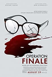 Operation Finale (2018) Poster - Movie Forum, Cast, Reviews