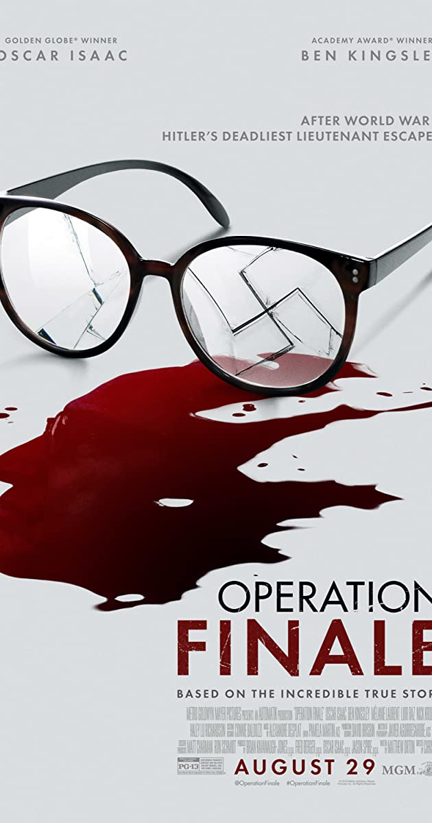 Subtitle of Operation Finale