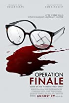 operation finale poster - Garden Cinema Norwalk Ct
