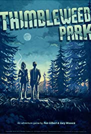 Thimbleweed Park Poster