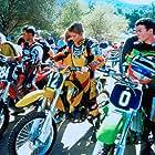 Alana Austin and Michael Cunio in Motocrossed (2001)