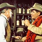 Glenn Ford and Paul Fix in Day of the Evil Gun (1968)