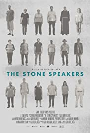 The Stone Speakers Poster