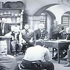 William Boyd, Ed Cassidy, Frank Darien, Robert Fiske, Gordon Hart, Russell Hayden, Gertrude Hoffman, and Carleton Young in Cassidy of Bar 20 (1938)