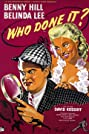 Who Done It? (1956) Poster
