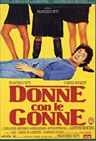 Primary photo for Donne con le gonne