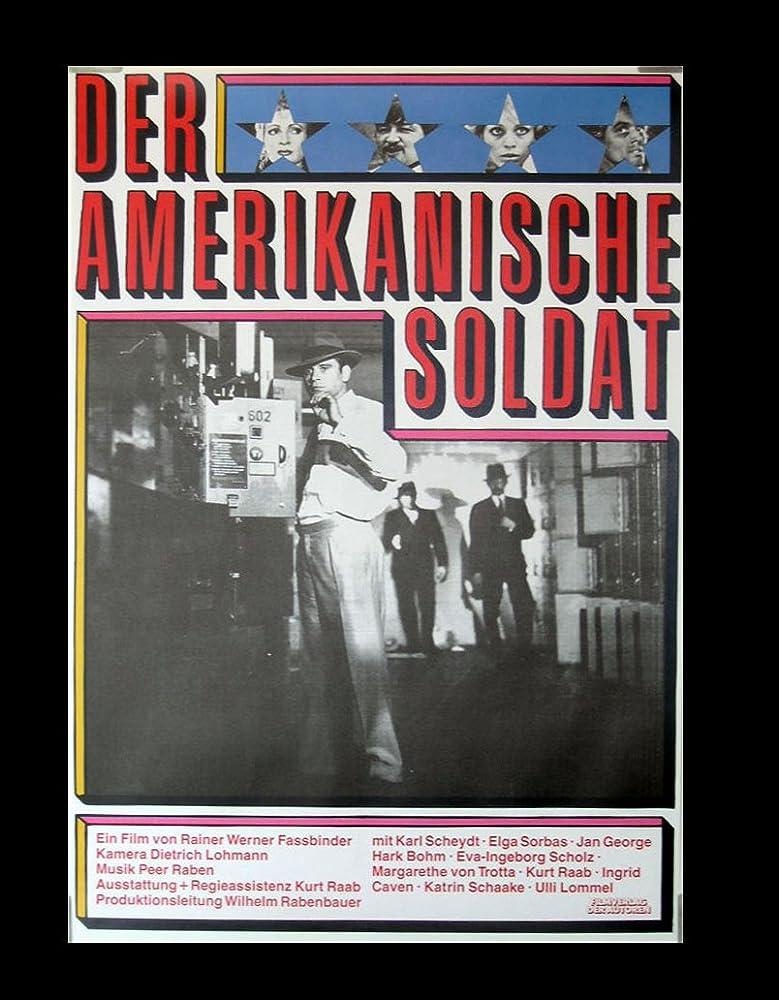 Der amerikanische Soldat (1970)