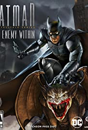 Batman: The Enemy Within Poster