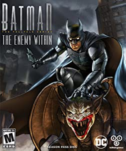 Batman: The Enemy Within download