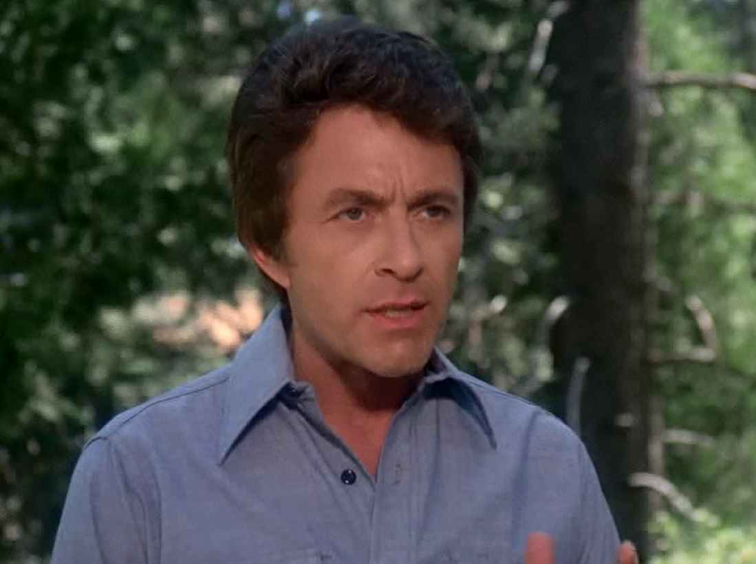 Bill Bixby in The Incredible Hulk (1978)