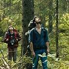 Jérémie Elkaïm, Timothé Vom Dorp, and Théo Van de Voorde in Dans la forêt (2016)