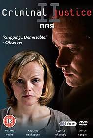 Matthew Macfadyen and Maxine Peake in Criminal Justice (2008)