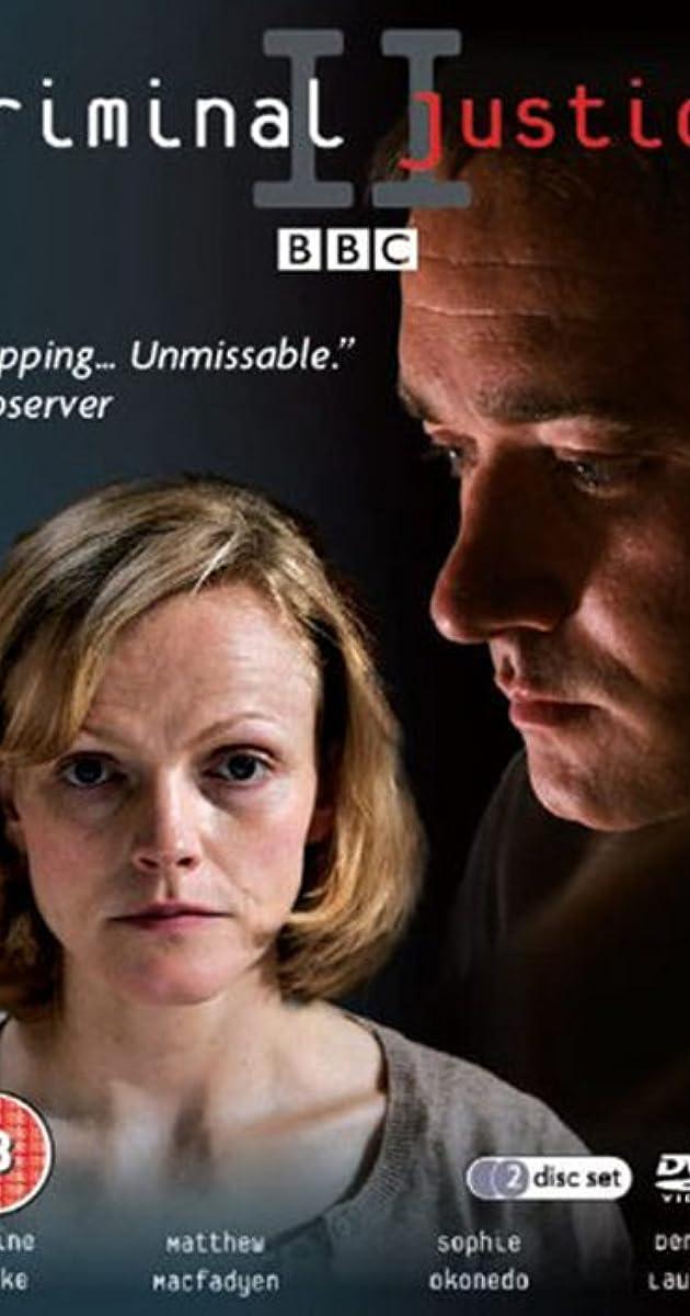 Criminal Justice (TV Series 2008–2009) - IMDb