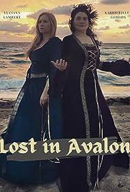 Karen-Eileen Gordon and Luciana Lambert in Lost in Avalon (2021)