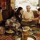 Aneela Qureshi, Nima Ghomeshi, Abijay Chopra, and Amelia Rae in Three Days in the Hole (2018)