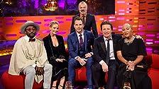Jennifer Lawrence/Chris Pratt/Jamie Oliver/will.i.am/Emeli Sandé