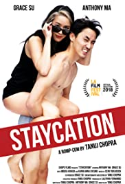 Staycation Poster