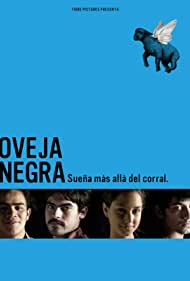 Iván Arana, Rodrigo Corea, Ximena Romo, and Christian Vazquez in Oveja negra (2009)