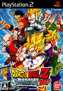 Downloadable mpeg movies Dragon Ball Z: Sparking! NEO [HDRip]