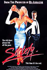 Play or Watch Movies for free Society (1989)