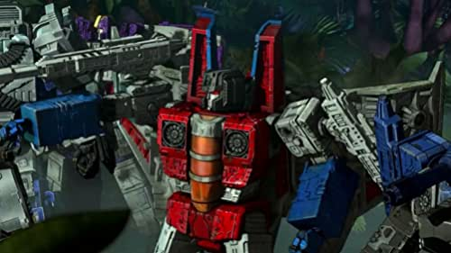 Transformers: War For Cybertron: Kingdom (Spanish/Spain Trailer 1 Subtitled)