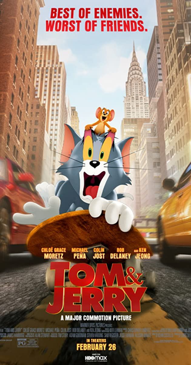 Tom and Jerry (2021) - IMDb